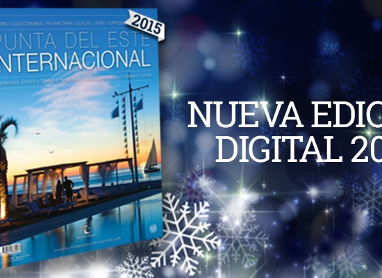 Nueva edición online de nuestro anuario 2015