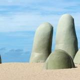 Punta del Este, principal destino turístico de Uruguay