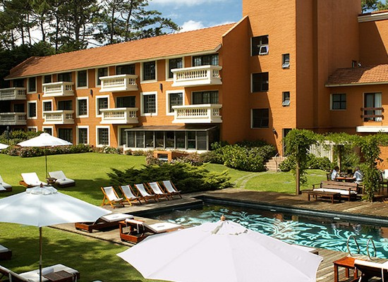 Barradas Parque Hotel & Spa