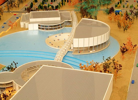 Avanzan las obras del Centro de Convenciones de Punta del Este: se invierten U$S 26 Millones