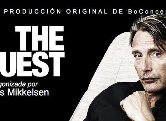 El renonocido actor Mads Mikkelsen evidencia su pasión por el diseño danés en la pelicula The Guest