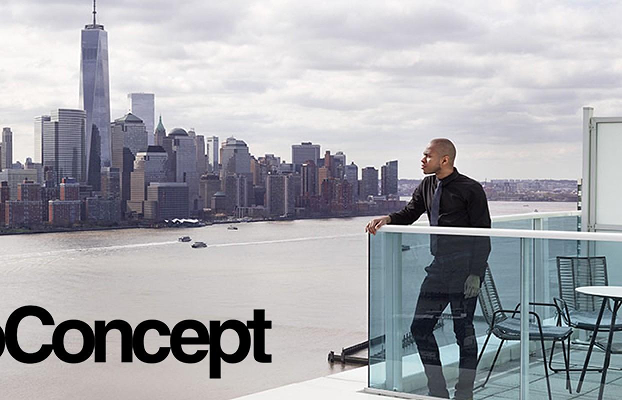 Haz tu Colectivo de Bodas en BoConcept y viajá a  Nueva York para tu Luna de Miel