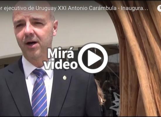 Expo Milan 2015 – Antonio Carámbula