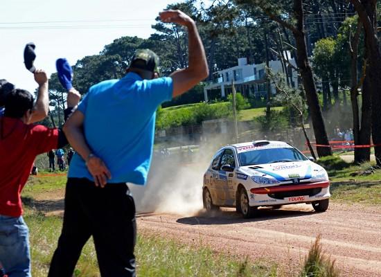 Campeonato Nacional de Rally en Punta del Este