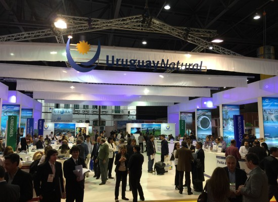 Uruguay en la Feria Internacional de Turismo 2015