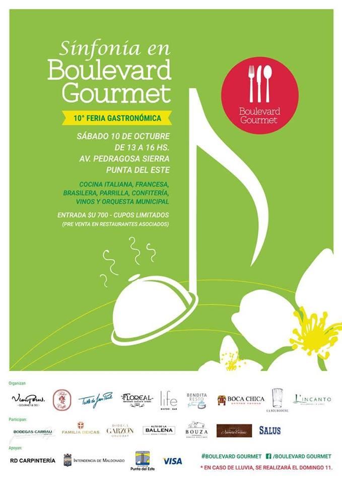 Boulevard Gourmet