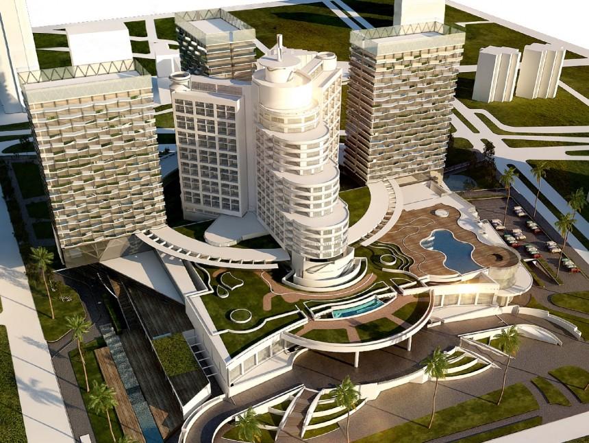 Proyecto de remodelación y ampliación del Hotel Conrad