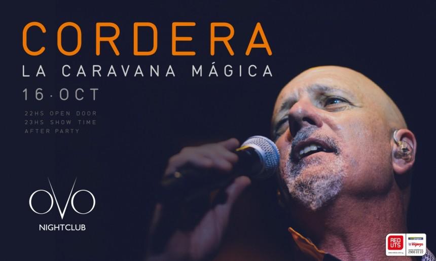 Show Gustavo Cordera