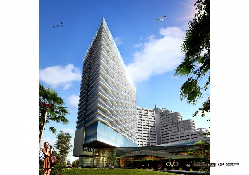 El futuro Hotel Conrad