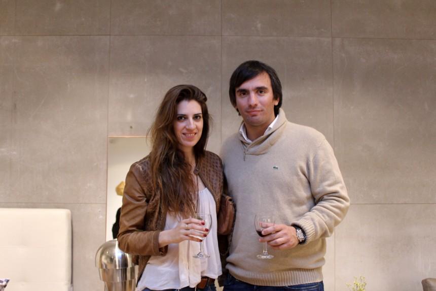 Carolina Cabrera, Juan Martin Lussich