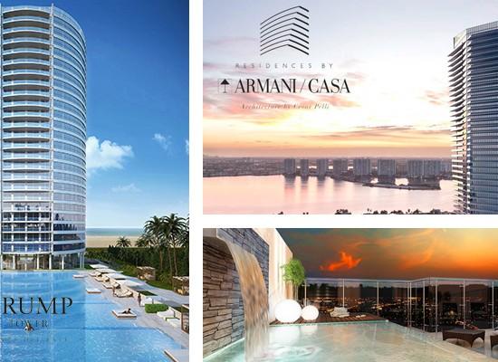 Ofertas inmobiliarias que seducen a inversores en Punta del Este, Miami y Asunción.