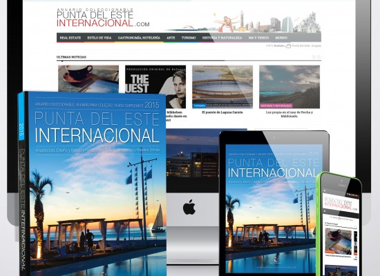 Próximamente: Punta del Este Internacional presenta su Anuario Coleccionable 2016