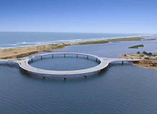 Ya se inauguró el Puente de Laguna Garzón. ¿Pudiste recorrerlo?