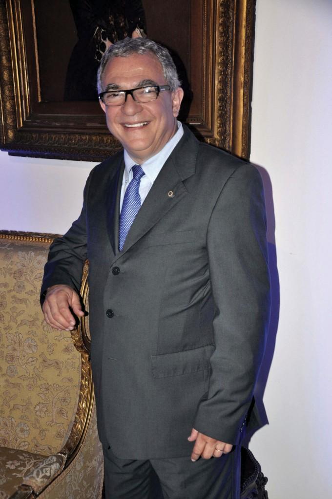 Luis Borsari Director General de Turismo de la  Intendencia Departamental de Maldonado