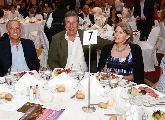 Danilo Astori y Enrique Iglesias expusieron sobre la economía uruguaya en Enjoy Conrad