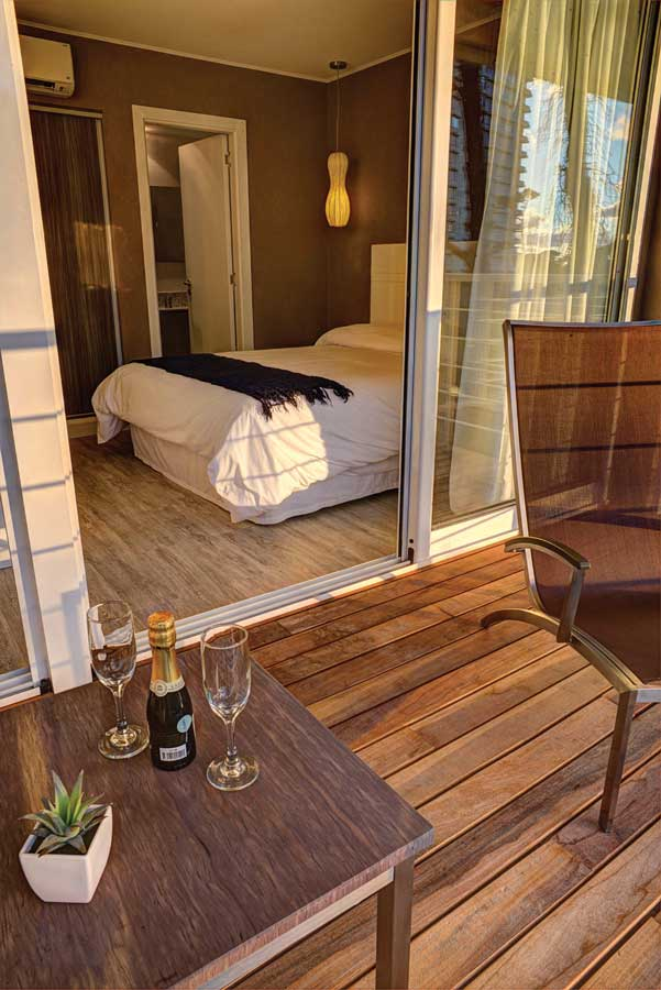 Suite de lujo Hotel 2122