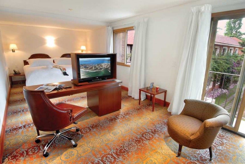 Suite Executive Barradas Parque Hotel.