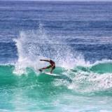 Lucas Madrid, campeón nacional de surf 2016