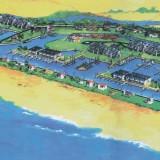 Se construirá el primer barrio náutico en las costas de la playa nudista Chihuahua