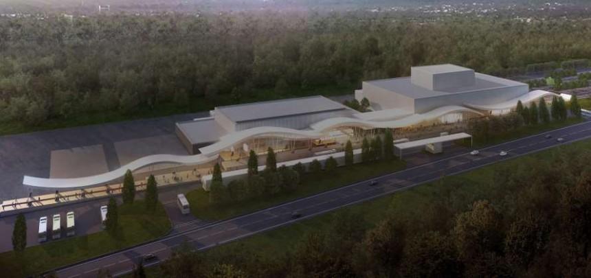 Punta del Este, Convention & Exhibition Center, infraestructura de eventos, construida sobre un predio de más de 12 hectáreas.
