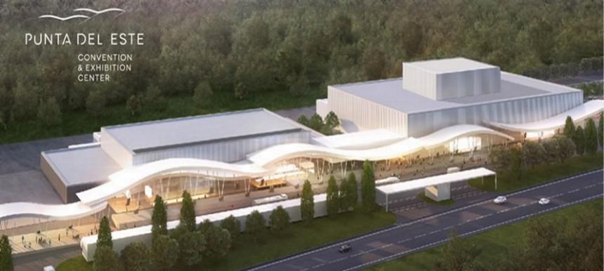 Punta del Este Convention Exhibition Center abrirá sus puertas el 24 de julio, con la 3° edición de los Premios Platino.