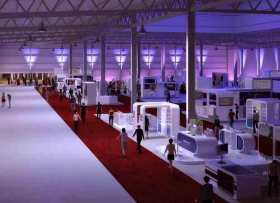 Próximos eventos del nuevo Centro de Convenciones