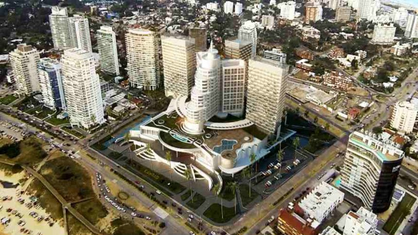 Se construirán 3 torres que cuadriplicarán la capacidad hotelera de Enjoy Condrad.