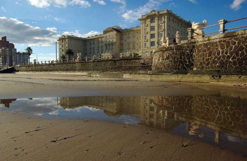 El Hotel Argentino, obra de Francisco Piria, personaje íntimamente ligado al balneario