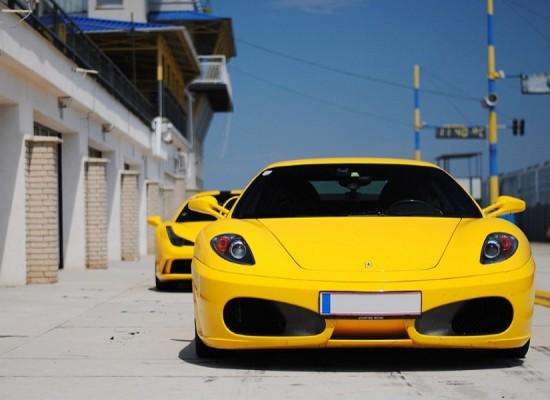 Llega a Punta del Este el 1° Incontro Ferrari Sudamérica