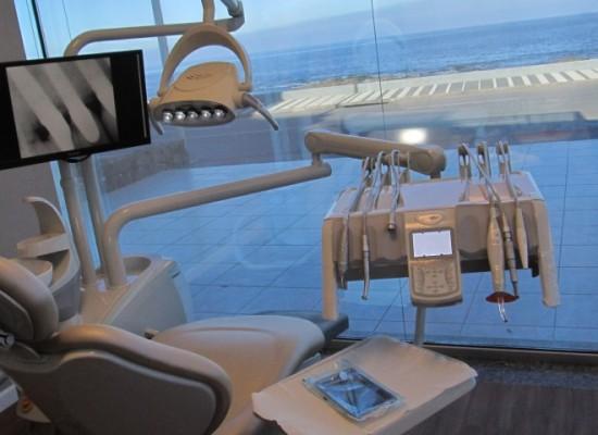 Odontología frente al mar