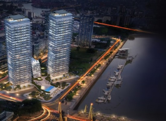 Related Group presenta SLS Lux en Puerto Madero