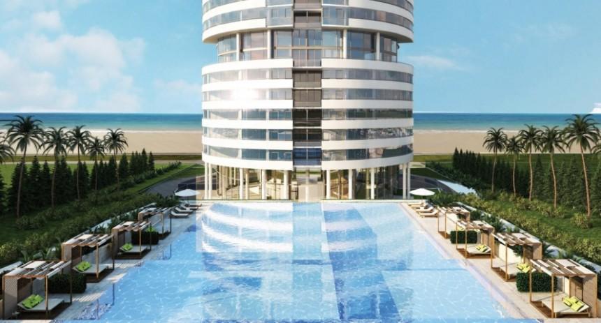 Trump Tower Punta será una de las más exclusivas edificaciones del balneario.