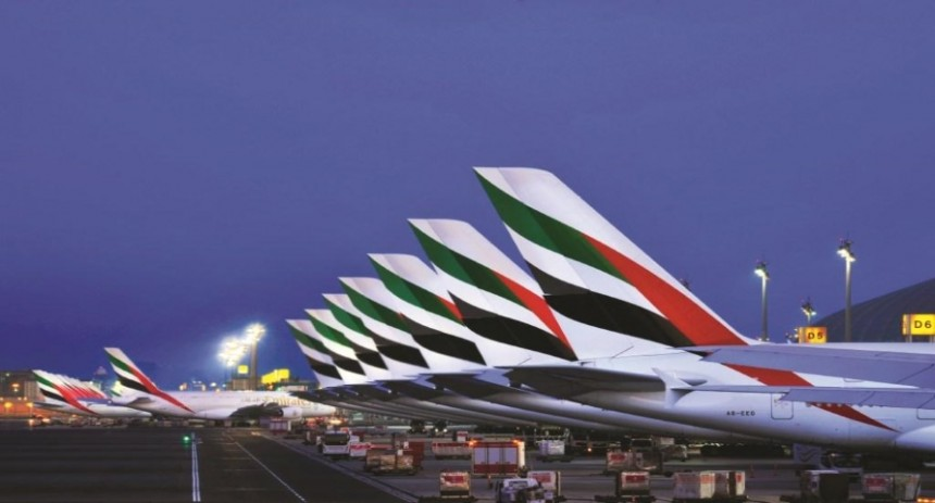 Emirates Airline fue reconocida en este 2016 como la  mejor aerolínea del mundo según SkyTrax