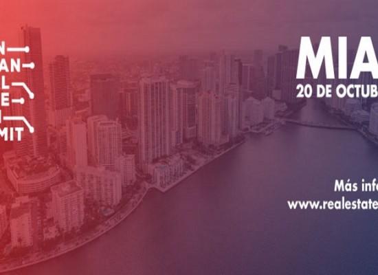 Latin American Real Estate Tech Summit, evento sobre Real Estate y tecnología en Miami