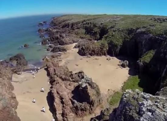 Drone Internacional, una nueva mirada desde el aire