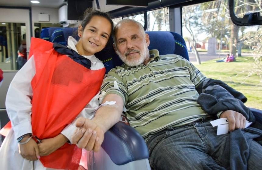 Durante estos 7 años de vida del Hemocentro, se ha pasado de 3.000 a 25.000 donantes de sangre por año.