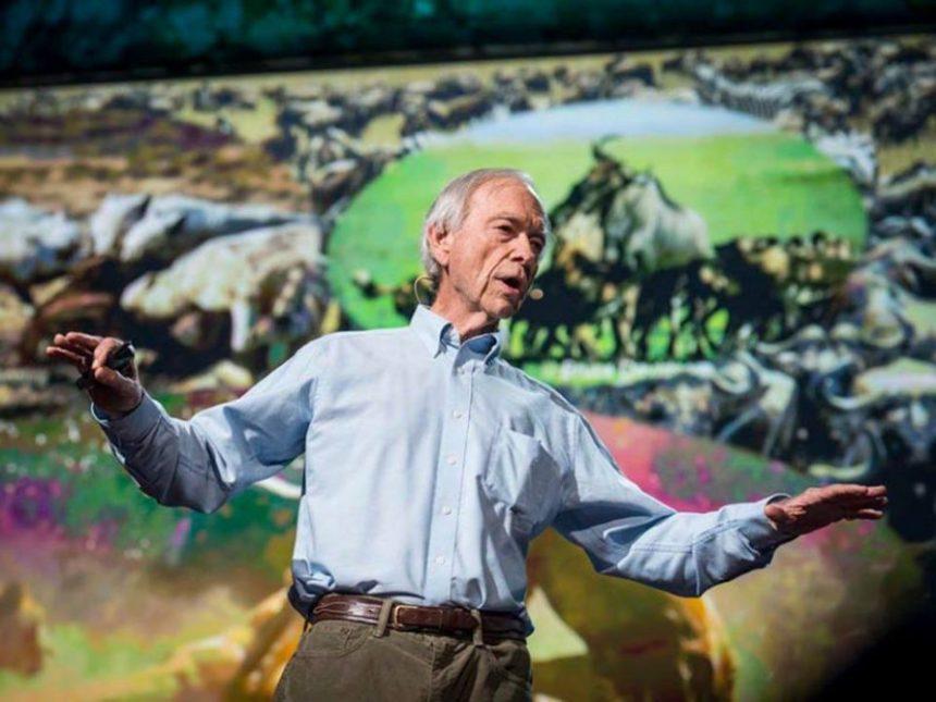 El destacado ecologista, biólogo e investigador, Allan Savory, ofreció una  Conferencia Magistral en el Congreso Mundial de la Carne WMC 2016...