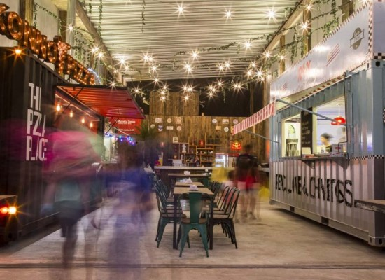 Bigote Food Truck Garage abre sus puertas con deliciosas propuestas