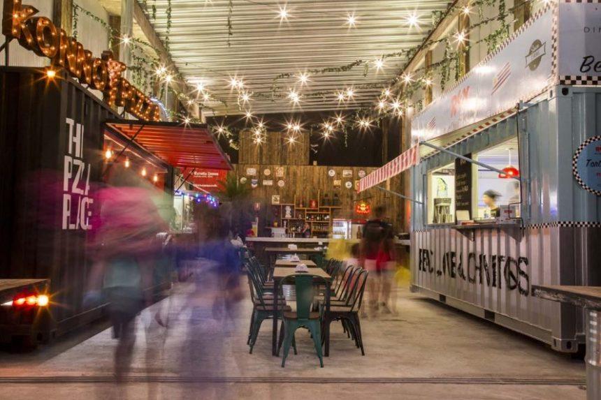 Situado en Calle 27 y Gorlero, Bigote Food Truck Garage se mantendrá abierto todos los días, desde las 12:00 hasta las 02:00 horas.