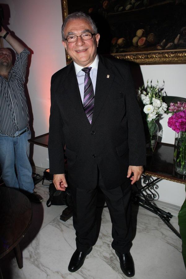 El Director de Turismo de la Intendencia de Maldonado, Luis Borsari.