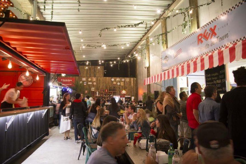 Bigote Food Truck Garage reúne las deliciosas propuestas de Bocatas, Rex y Konno Pizza...