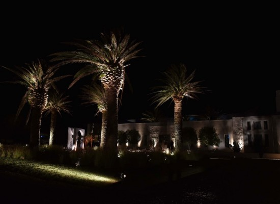 Frente a la playa, Chandon festejó su 11° Fiesta de Blanco en una mansión de José Ignacio
