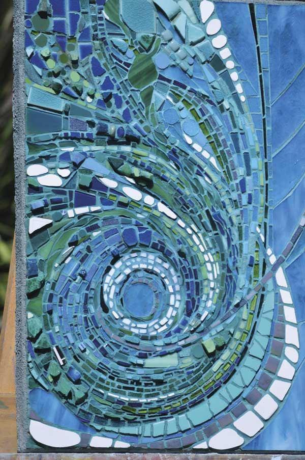 Obra de mosaicos