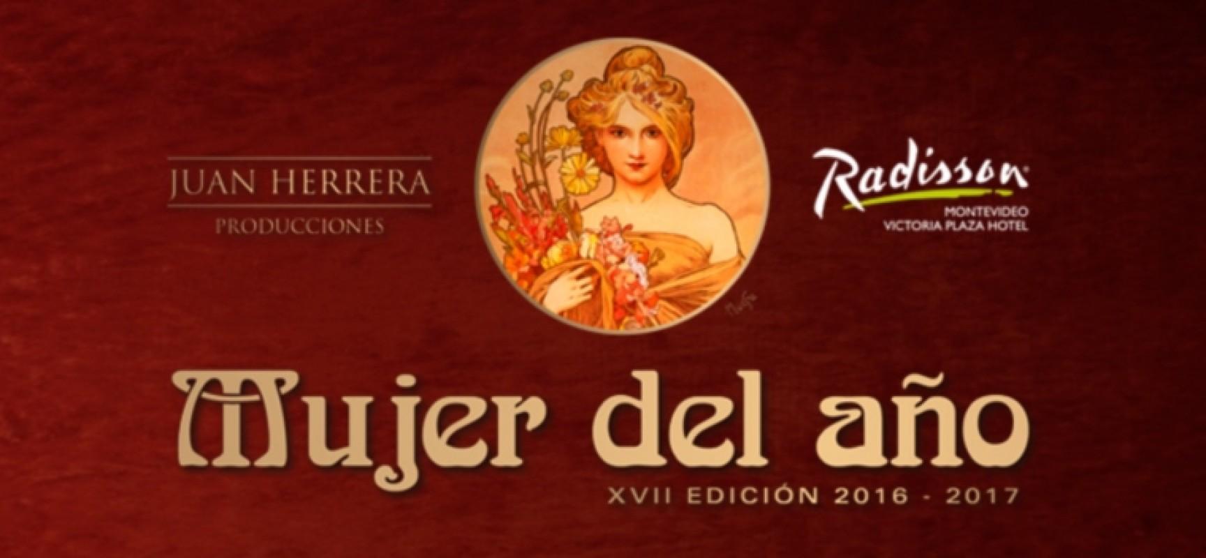 """Llega la  17° edición de """"La Mujer del Año"""" al Radisson Montevideo Victoria Plaza Hotel"""