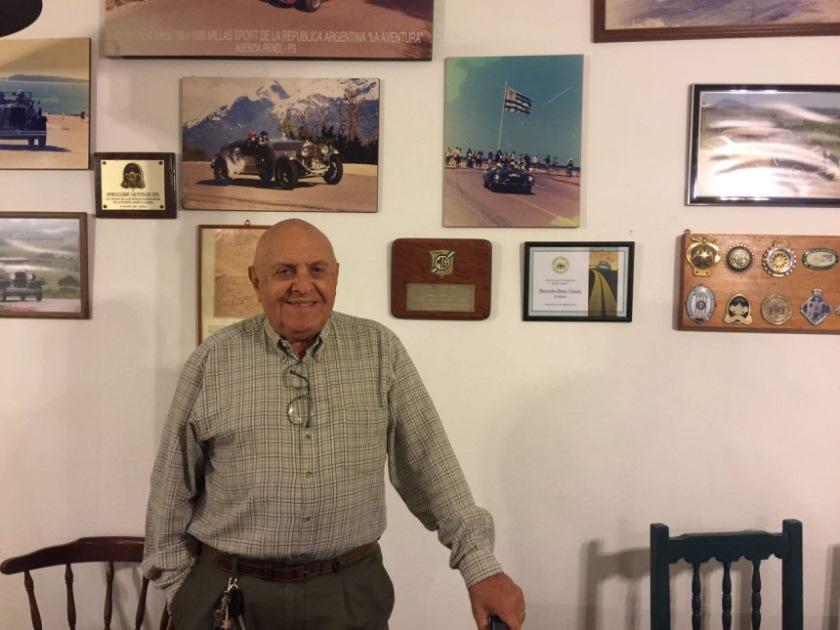 René Pons - Presidente del Sport & Classic Car Punta del Este