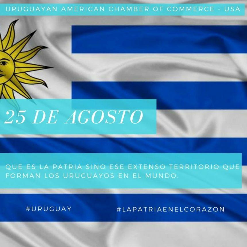 Consulado del Uruguay en Miami, celebración.