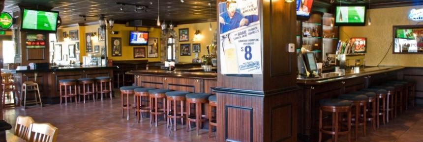 Frankie Farrell's, un restaurante en Orlando que evoca las tradicionales tabernas de Irlanda...