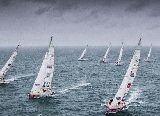 Clipper Round the World Yacht Race, llega a Punta del Este