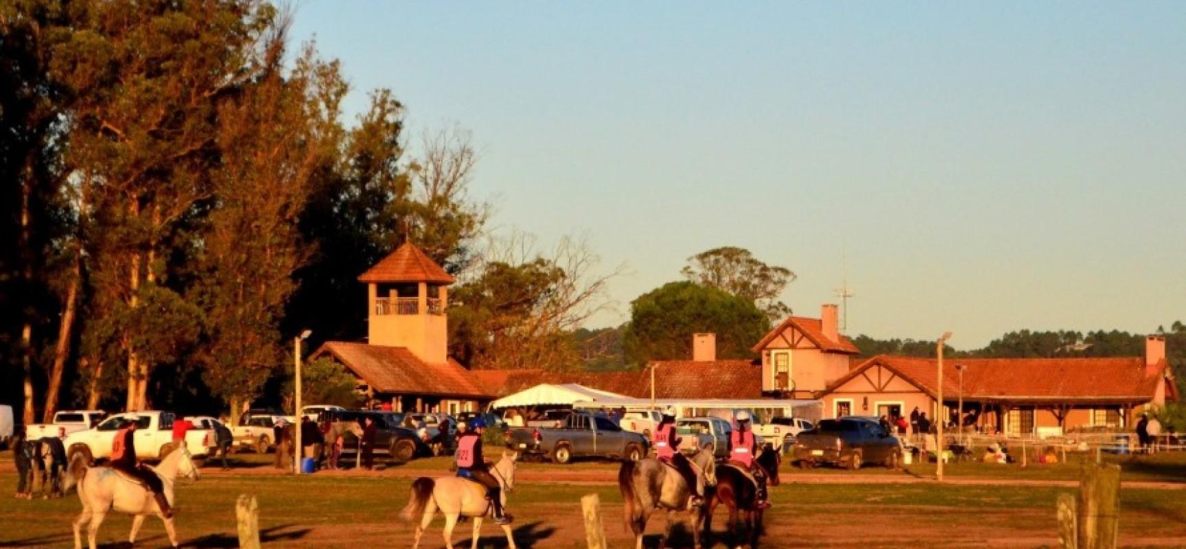 Punta del Este será sede del Panamericano Enduro Ecuestre Uruguay 2017