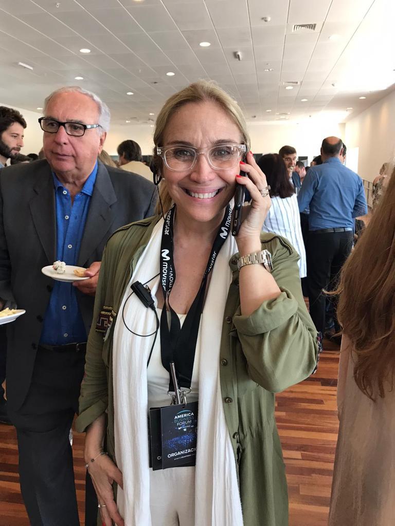 Presidente  Destino Punta del Este, Graciela Caffera